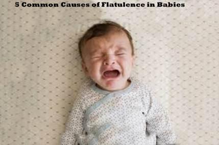 Flatulence in Babies