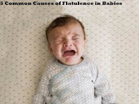5 Common Causes of Flatulence in Babies