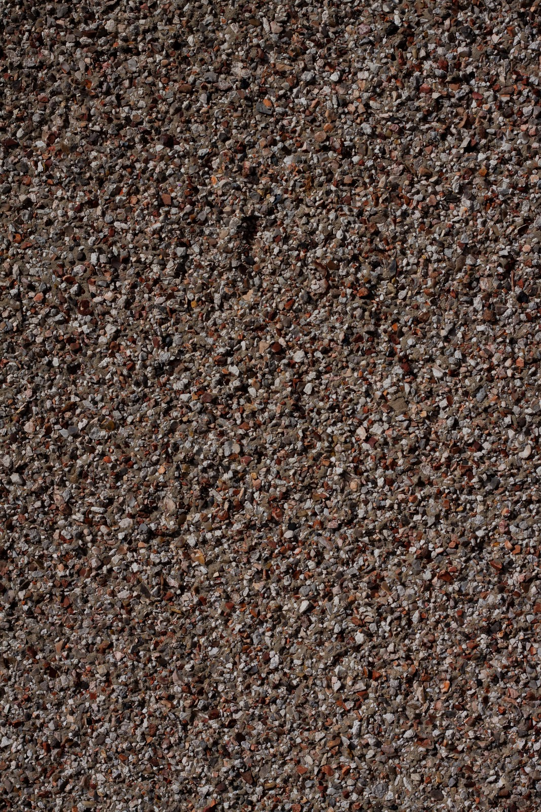 Long pebblestone wall texture 3168x4752