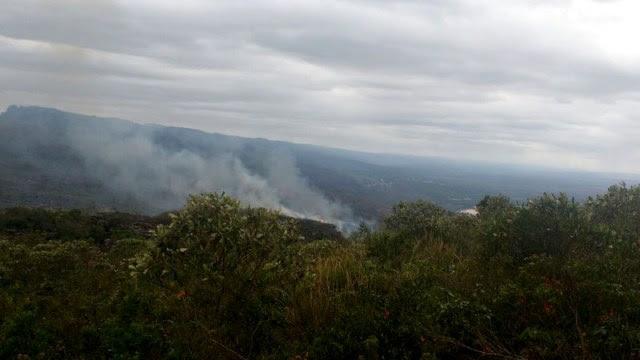 A dificuldade ainda continua sendo a falta de EPIs para o combate (Foto: Divulgação/Cifa)