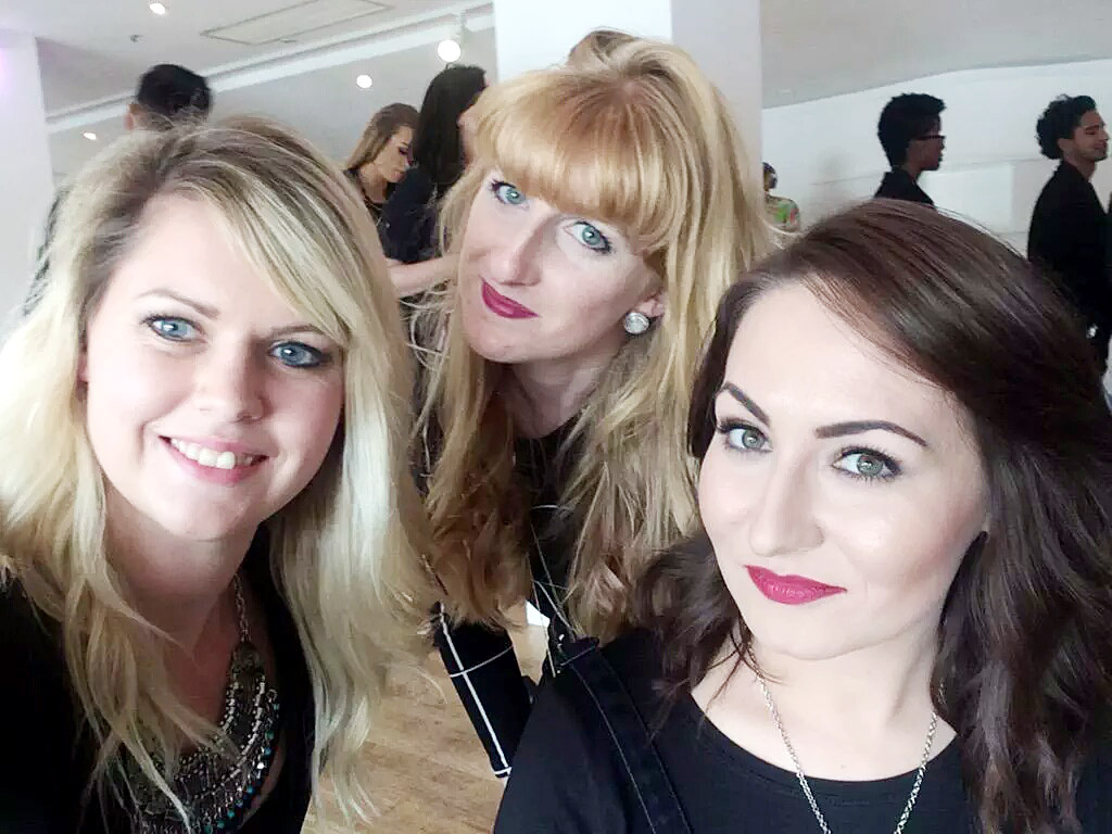 Bloggers Fashion Week Event with Charlotte & Carly