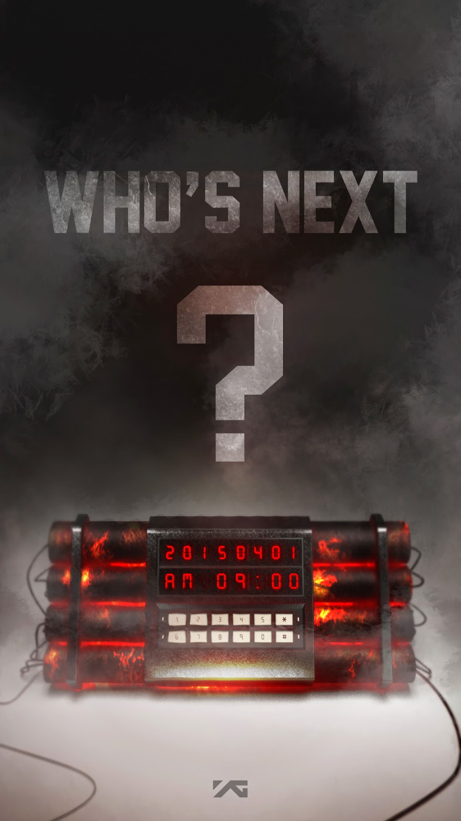 who's next? big bang big bang who's next? who's next big bang big bang who's next big bang comback G-Dragon TOP Taeyang Daesung Seungri K-pop k pop enjoy korea hui YG big bang