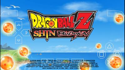Goku Last Budokai Tenkaichi Mod Apk