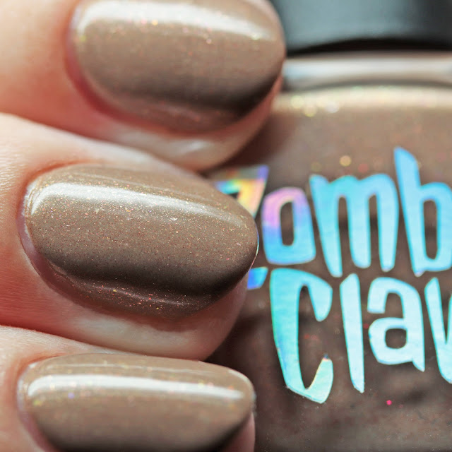 Zombie Claw Polish Ashes