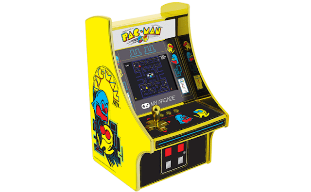 My Arcade Announces Commemorative PAC-MAN 40th Anniversary Edition Micro Player