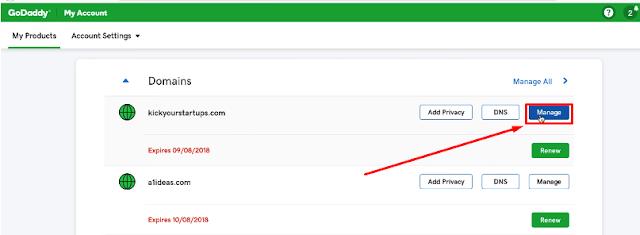 GoDaddy to NameCheap Domain Transfer Process