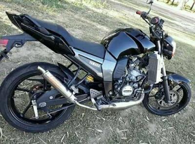 Yamaha Byson Swap Engine Ke Mesin Ninja 150 cc 2 Tak ???