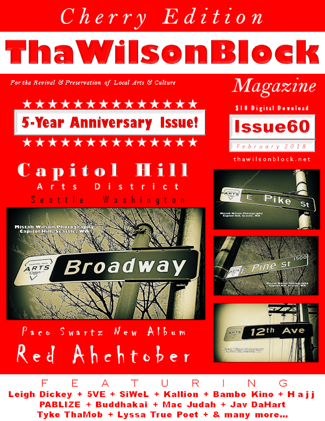 ThaWilsonBlock Magazine Issue60 (Cherry Edition / February 2018)