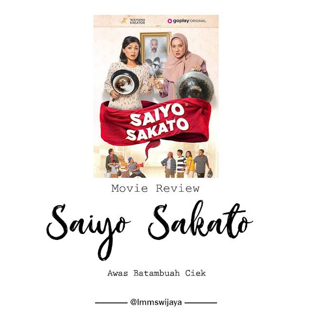 Belajar Bahasa Minang di Web Series Saiyo Sakato