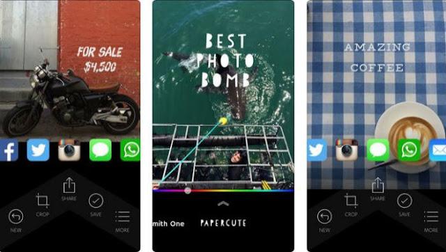 quick-Aplikasi Android Terbaik untuk Menambahkan Teks ke Foto Anda