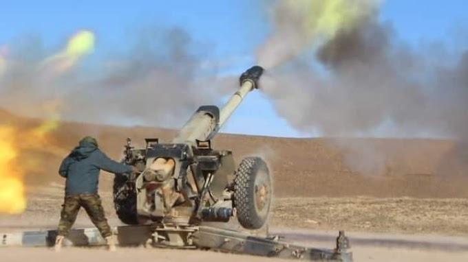 🔴 Parte de Guerra Nº241. Guerra del Sáhara Occidental.