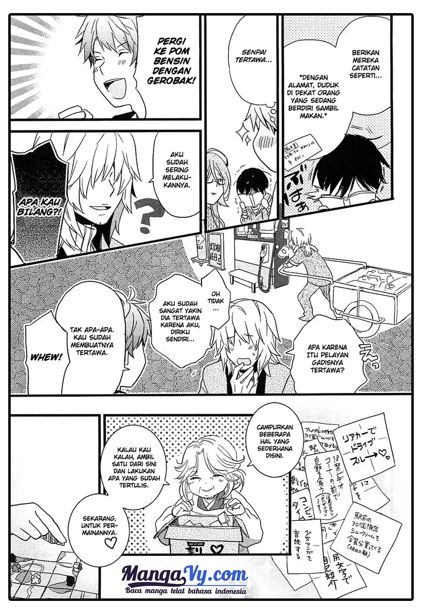 Bokura wa Minna Kawaisou Chapter 38-8