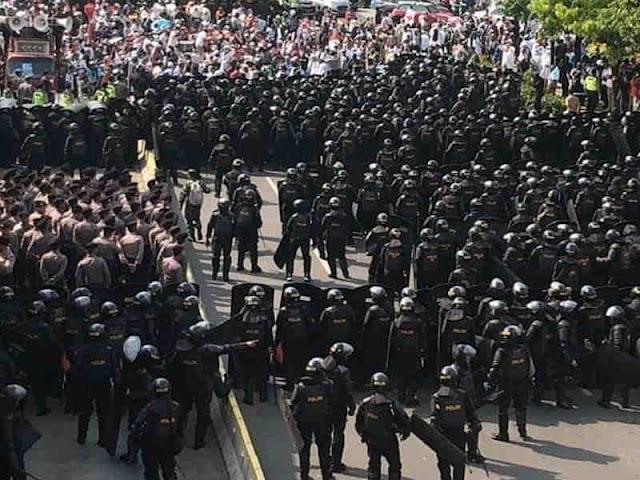 Polri Masih Dalami Kabar Keterlibatan Tim Mawar pada Rusuh 21-22 Mei di Jakarta