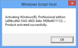 Go to the ascendancy prompt every bit an administrator How to Activate Windows 8 Pro With CMD