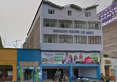 Universidad Peruana Los Andes - UPLA
