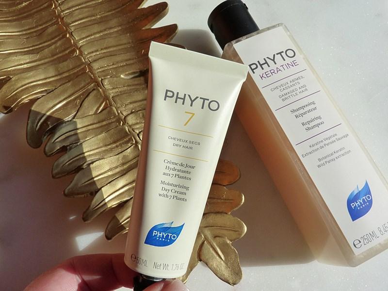 Phyto PHYTO 7 nawilżający krem na dzień z 7 roślinami