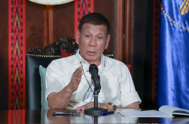 One Month Salary ni President Duterte to Donate for Gov't efforts VS COVID-19