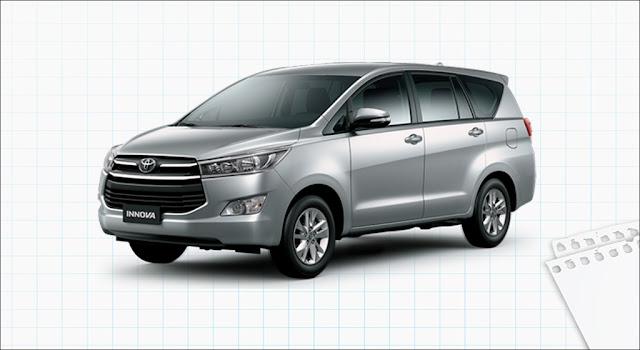 Toyota Innova 2.0G AT 2019