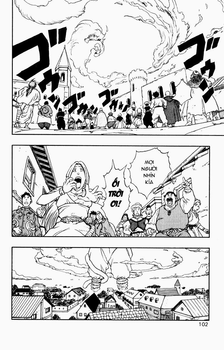 Dragon Quest: Emblem of Roto chapter 24 trang 43