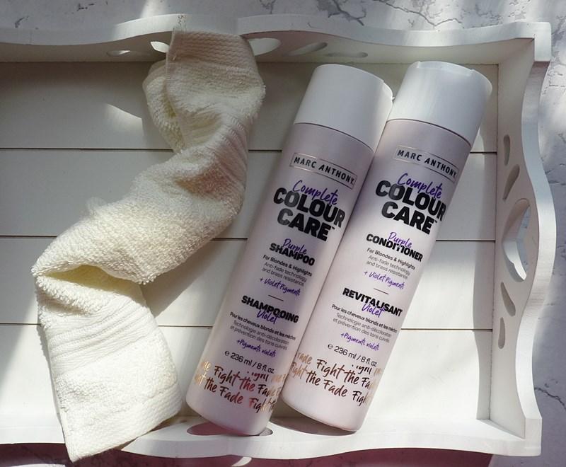 Marc Anthony Complete Color Care pielęgnacja włosów rozjaśnianych