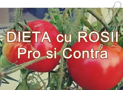 pareri forum dieta de slabire cu rosii benefiici si efecte adverse