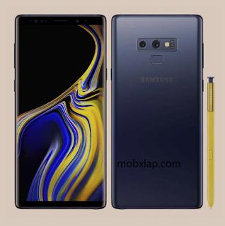 سعر Samsung Galaxy Note 9 في مصر اليوم