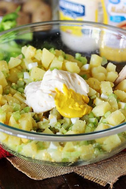 How to Make Classic Potato Salad Image