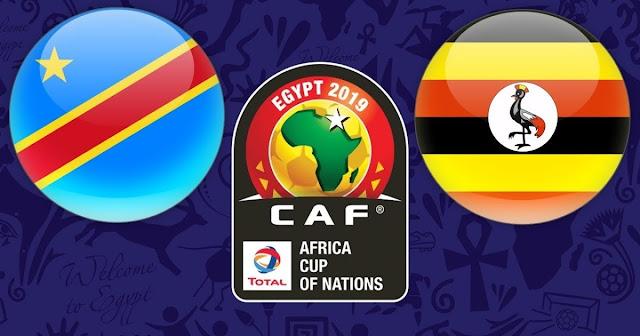 نتيجه مباراة جمهورية الكونغو واوغندا بث مباشر اليوم السبت 22-06-2019 كأس الأمم الأفريقية