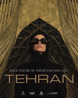 مسلسل Tehran الموسم الاول مترجم