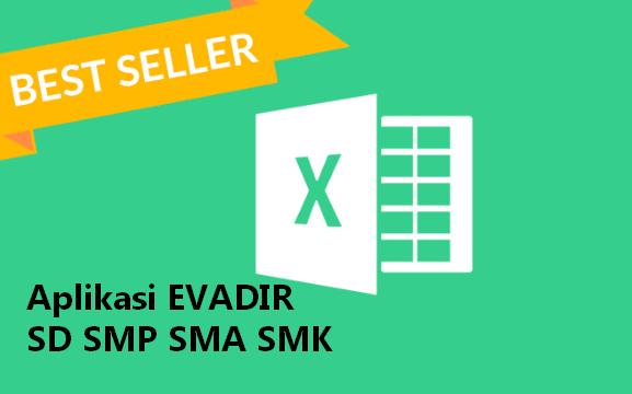 Aplikasi EVADIR SD SMP SMA SMK