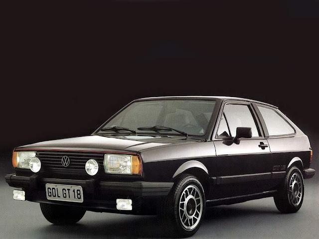 Volkswagen Gol GT AP-800 1986