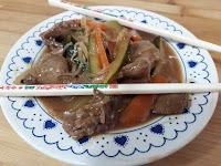 Chop Suey De Ternera Con Verduras En Tm5