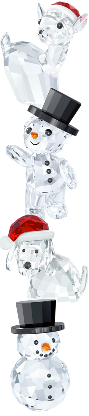 Swarovski Glass Ornaments and Figurines