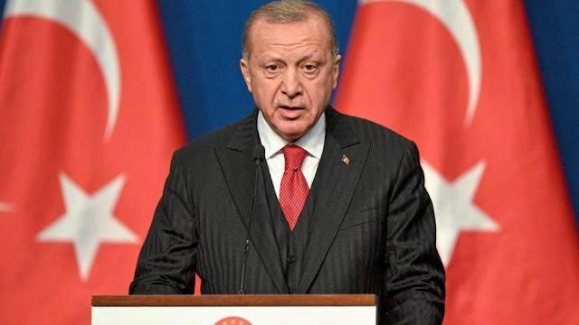 """رئيس النظام التركي يحاول تمرير قانون مثير للجدل للغاية في البرلمان """" وللمرة الثالثة!"""""""