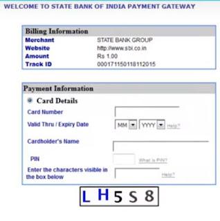 ATM Card Details dal de