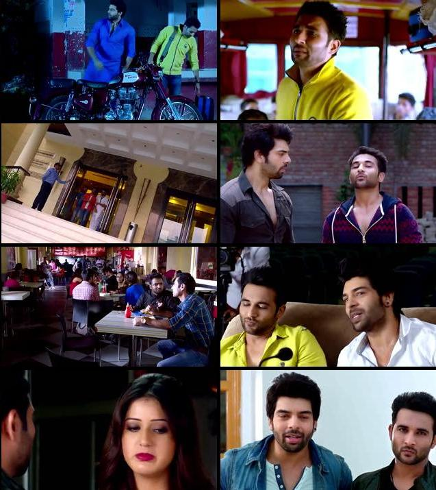 What The Jatt 2015 Punjabi 720p DVDRip 900mb