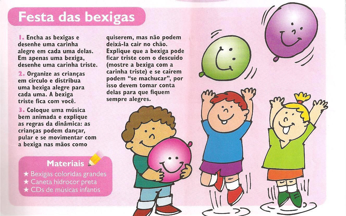 Projeto Volta As Aulas 01: Educação Infantil, Criatividade E Amor: Janeiro 2012