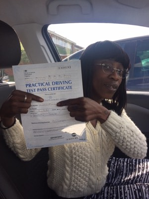 Driving Test Passes in Wiltshire