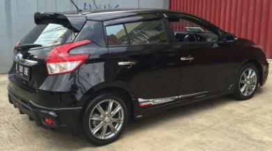Pinjaman Uang Gadai Bpkb Mobil TOYOTA YARIS S TRD SPORTIVO 15 AT di Bandung dan Cimahi