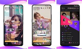 Aplikasi Mango Live MOD APK VIP Unlock Room