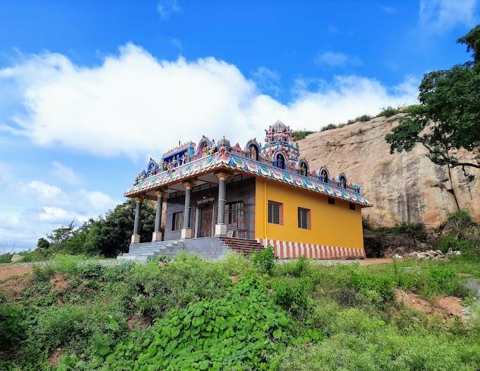 The Awesome Akkayamma Betta, Lake & Temple