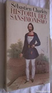 Saint-Simon. Profeta de una nueva religión, Tomás Moreno