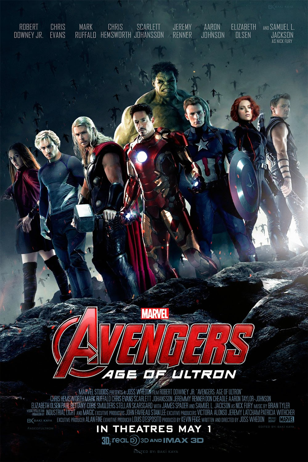Review Marvel S Avengers Age Of Ultron 2015