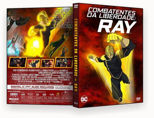COMBATENTES DA LIBERDADE RAY DVD-R