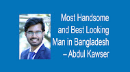 Top 30 Most Handsome and Best Looking Man in Bangladesh 2021