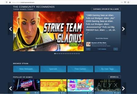गेम डाउनलोड करना है फ्री में steam powered games