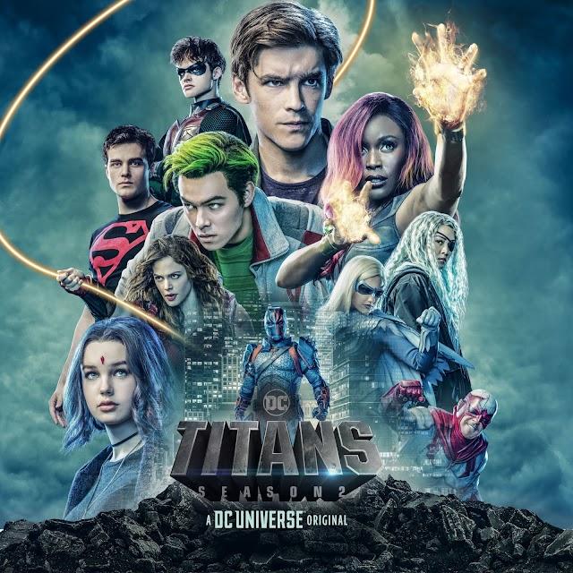 Titãs - 2ª temporada