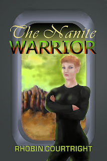 "Cover ""The Nanite Warrior"""