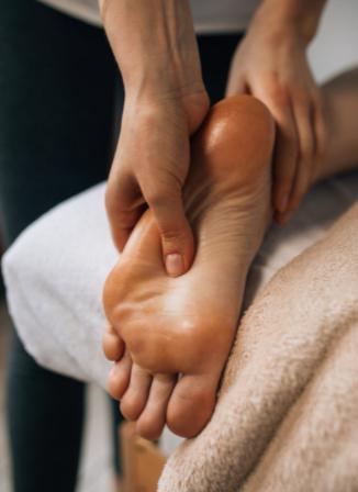Foot Massage Tricks
