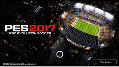 PES2017 PRO EVOLUTION SOCCER v0.9.1 APK+DATA MOD Android